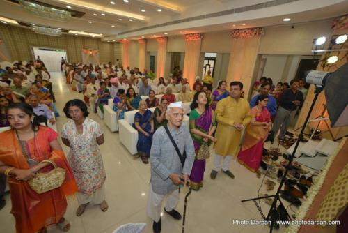 maharashtrian wedding functions